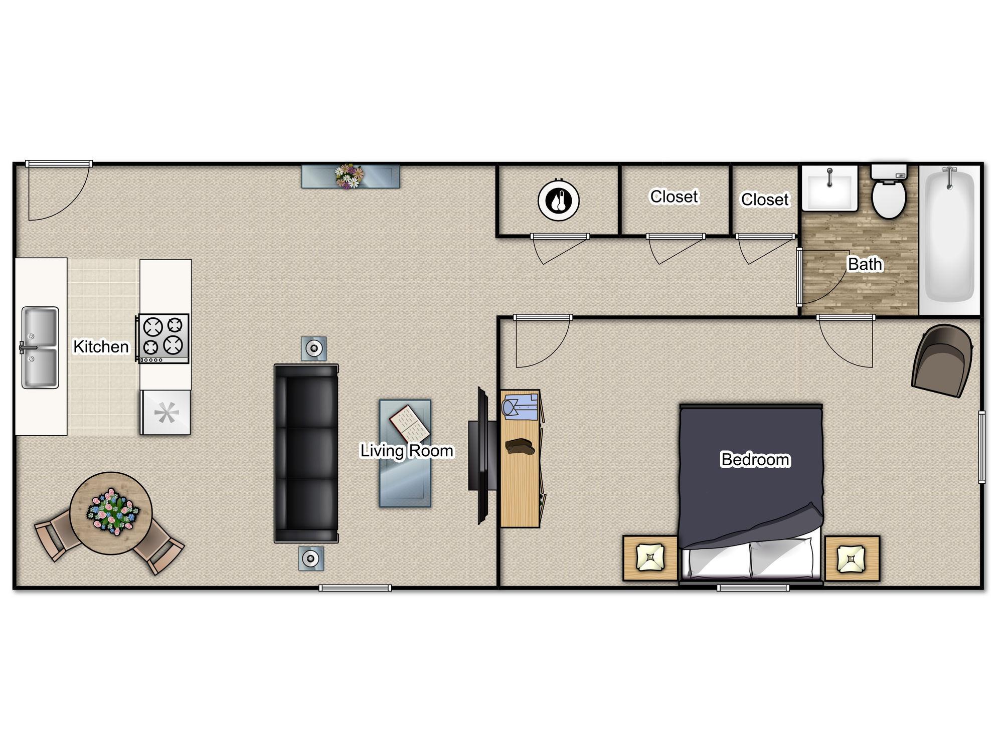 The Helios Apartments