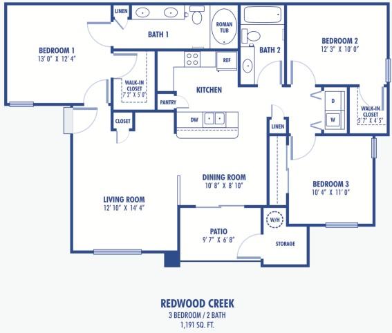 Copper Creek Apartments