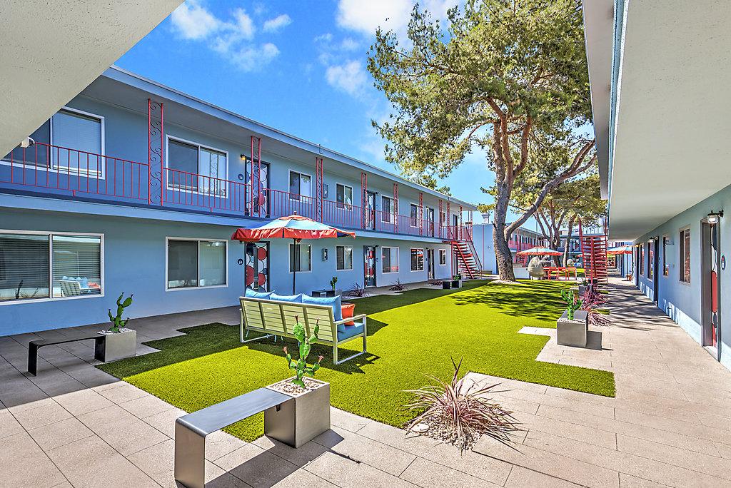 The Neon Apartments rental