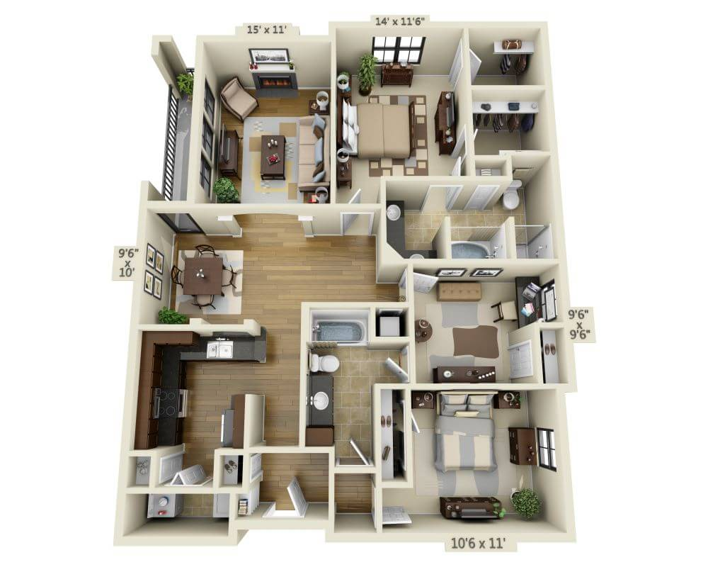 Thirty377 Apartments Dallas Tx