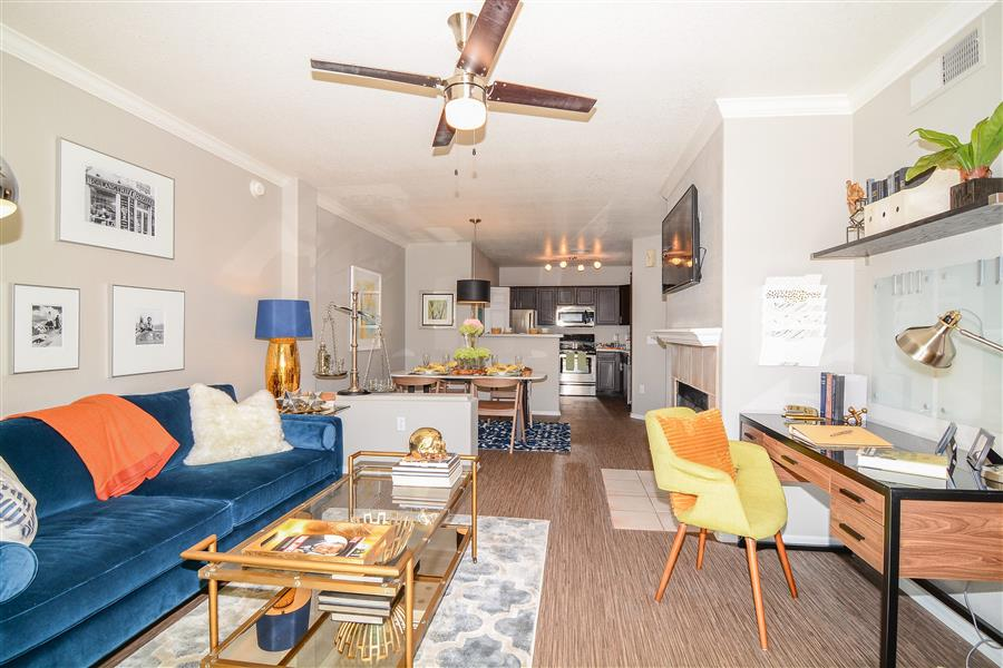Carlyle Townhomes for rent
