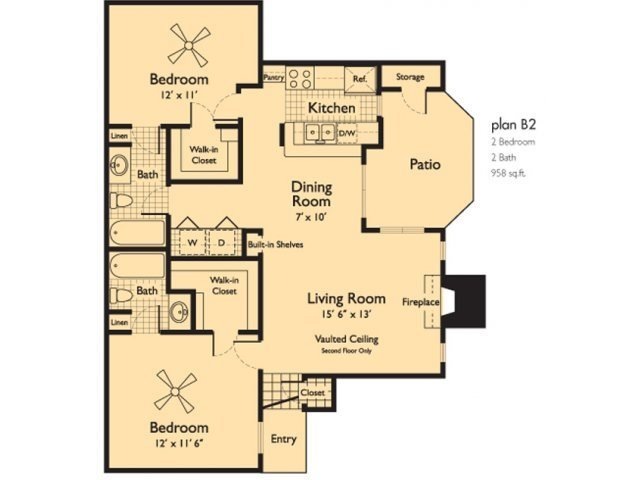 2 Bedrooms 2 Bathrooms Apartment for rent at Serafina at South Mountain in Phoenix, AZ