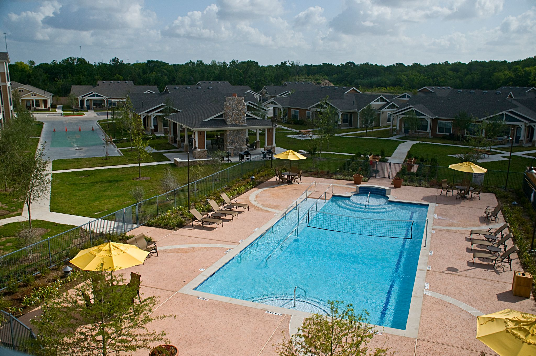 Live at Mariposa Apartment Homes At Reed Road 55+ Active Community