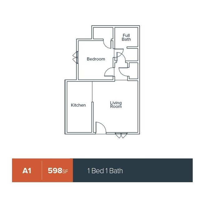 1 Bedroom 1 Bathroom Apartment for rent at The Loop At 2755 in Dallas, TX