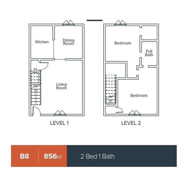 2 Bedrooms 1 Bathroom Apartment for rent at The Loop At 2755 in Dallas, TX