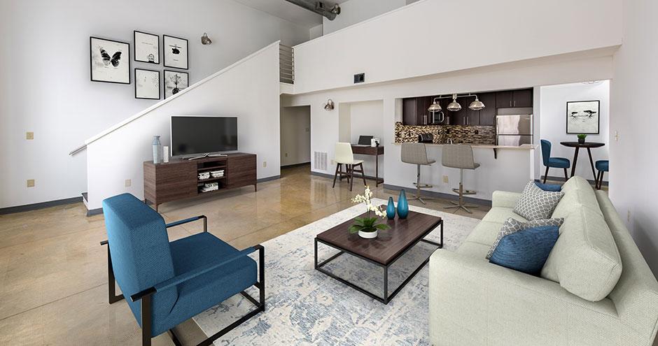 Bass Lofts Apartments