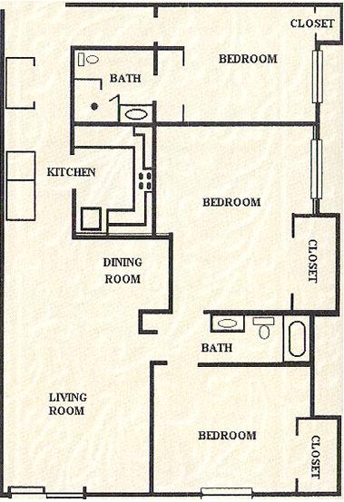 Bent Creek Apartments