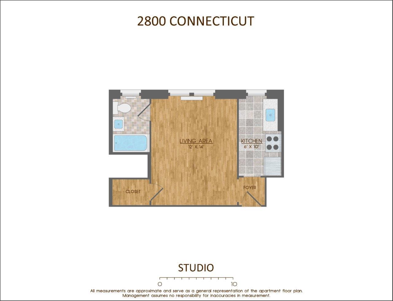 2800 Connecticut Avenue
