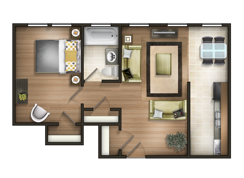 Glenwood Apartments for rent