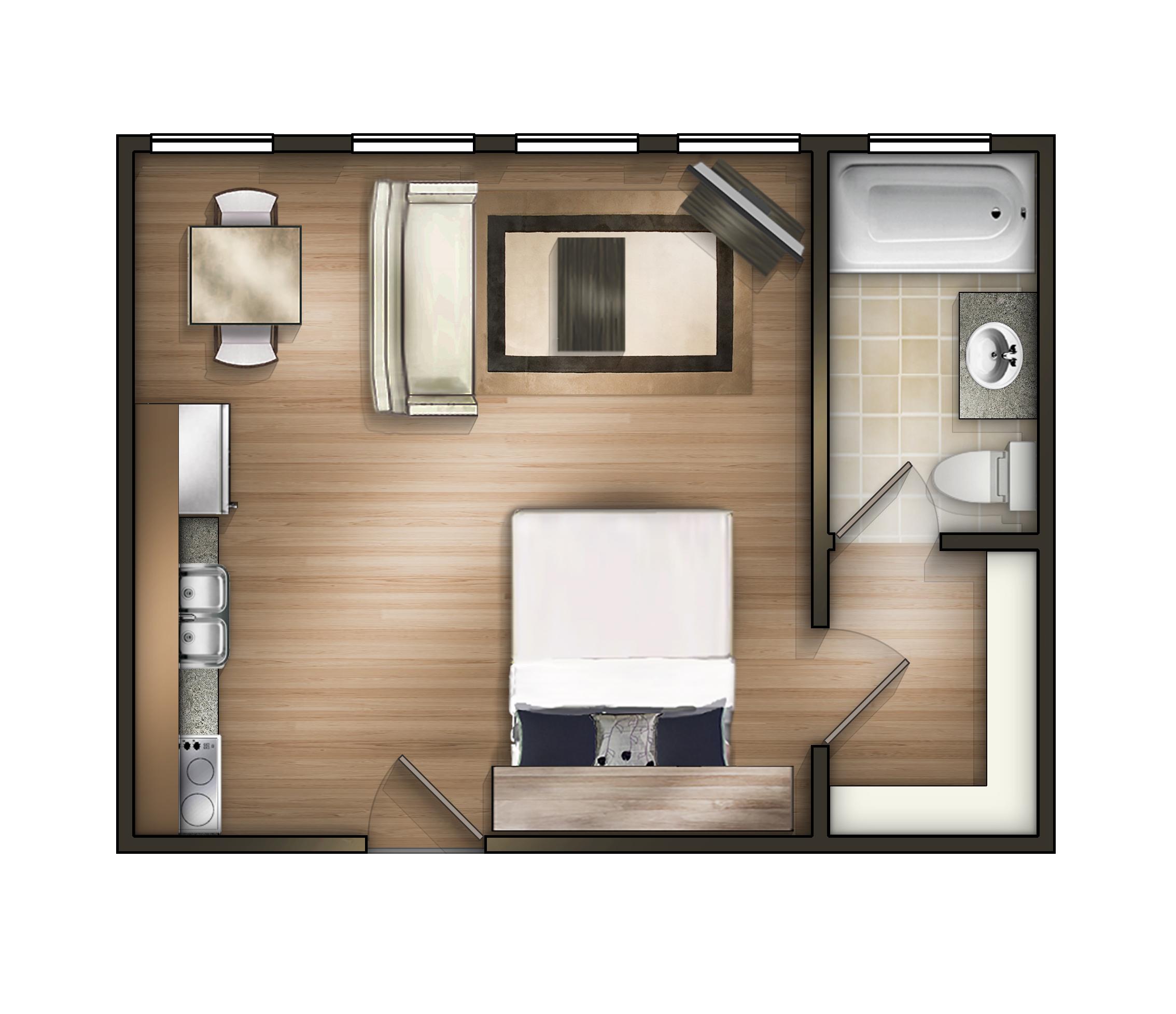 Glenwood Apartments photo