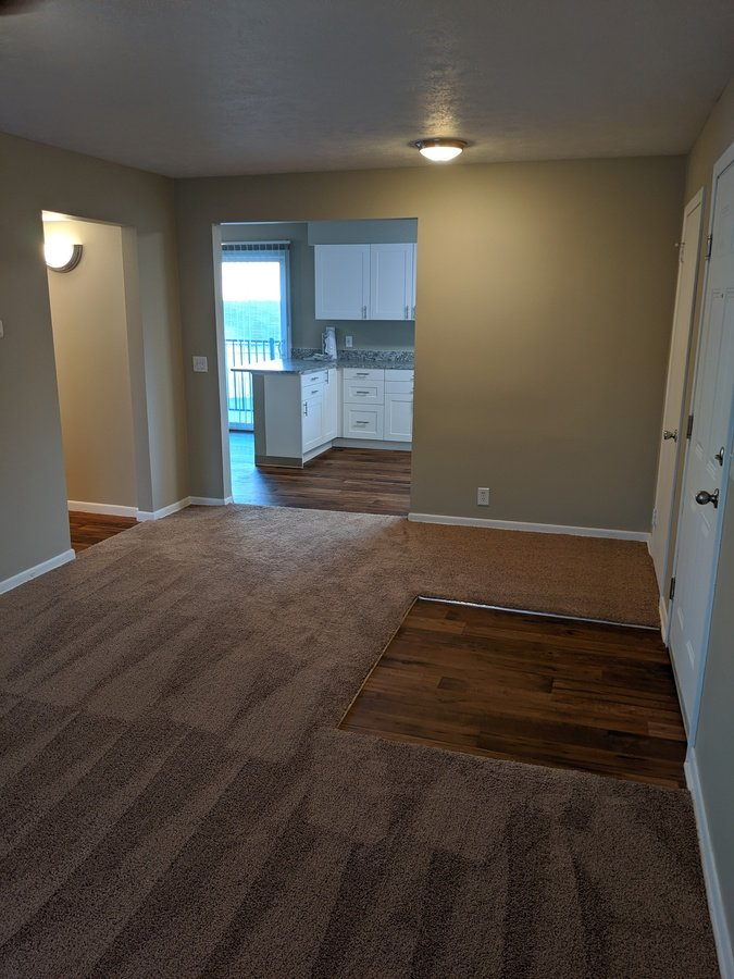 1 Bedroom 1 Bathroom Apartment for rent at Pacific Gardens Apartments in Omaha, NE
