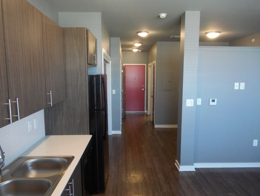 Studio 1 Bathroom Apartment for rent at CUE at Aksarben Village in Omaha, NE