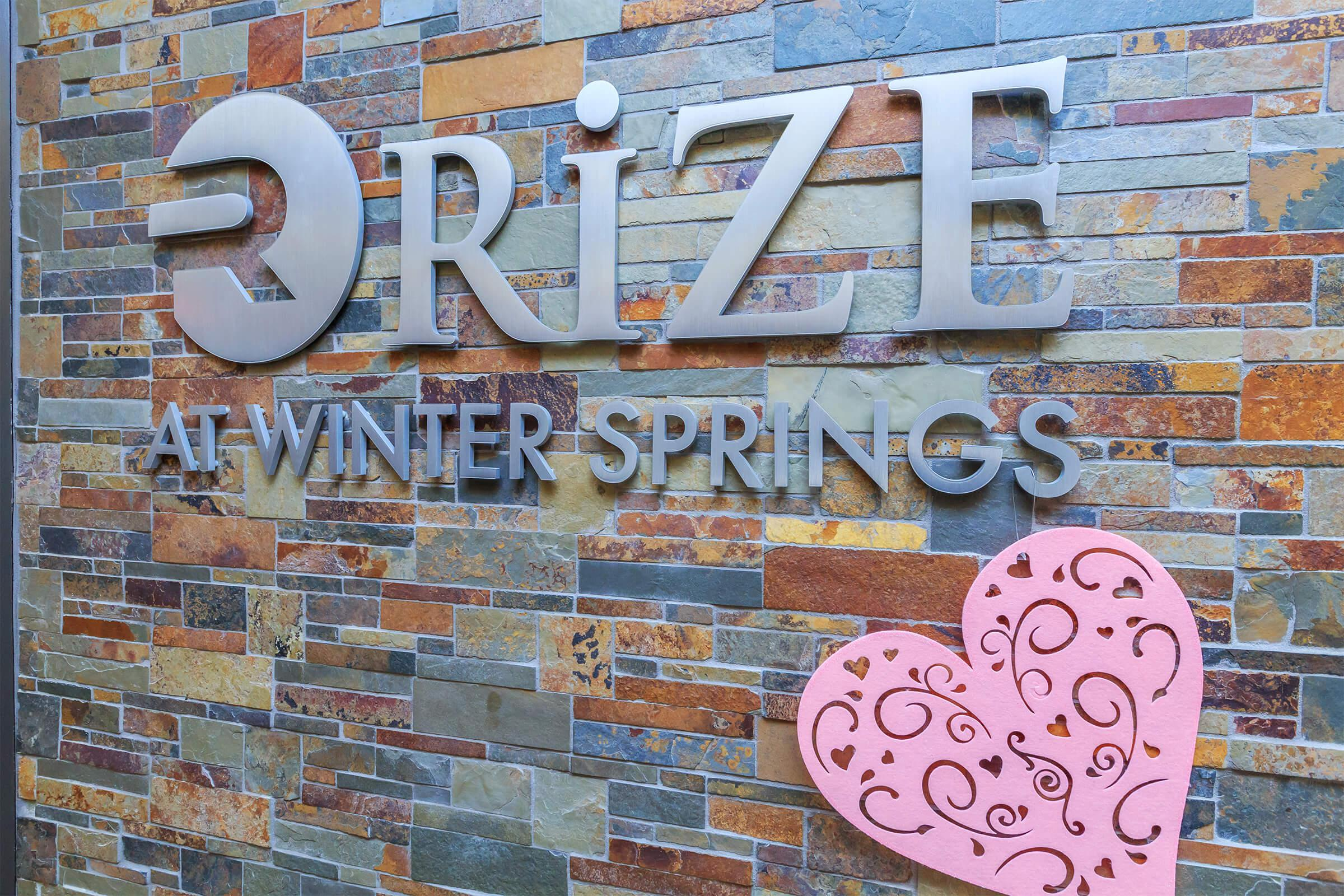 RIZE at Winter Springs