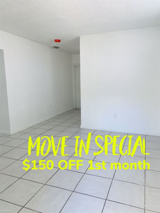 3 Bedrooms 1 Bathroom Apartment for rent at 220 NW 59Th St in Miami, FL