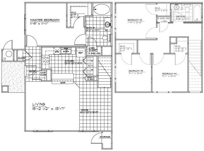 4 Bedrooms 2 Bathrooms Apartment for rent at Costa Mirada in San Antonio, TX