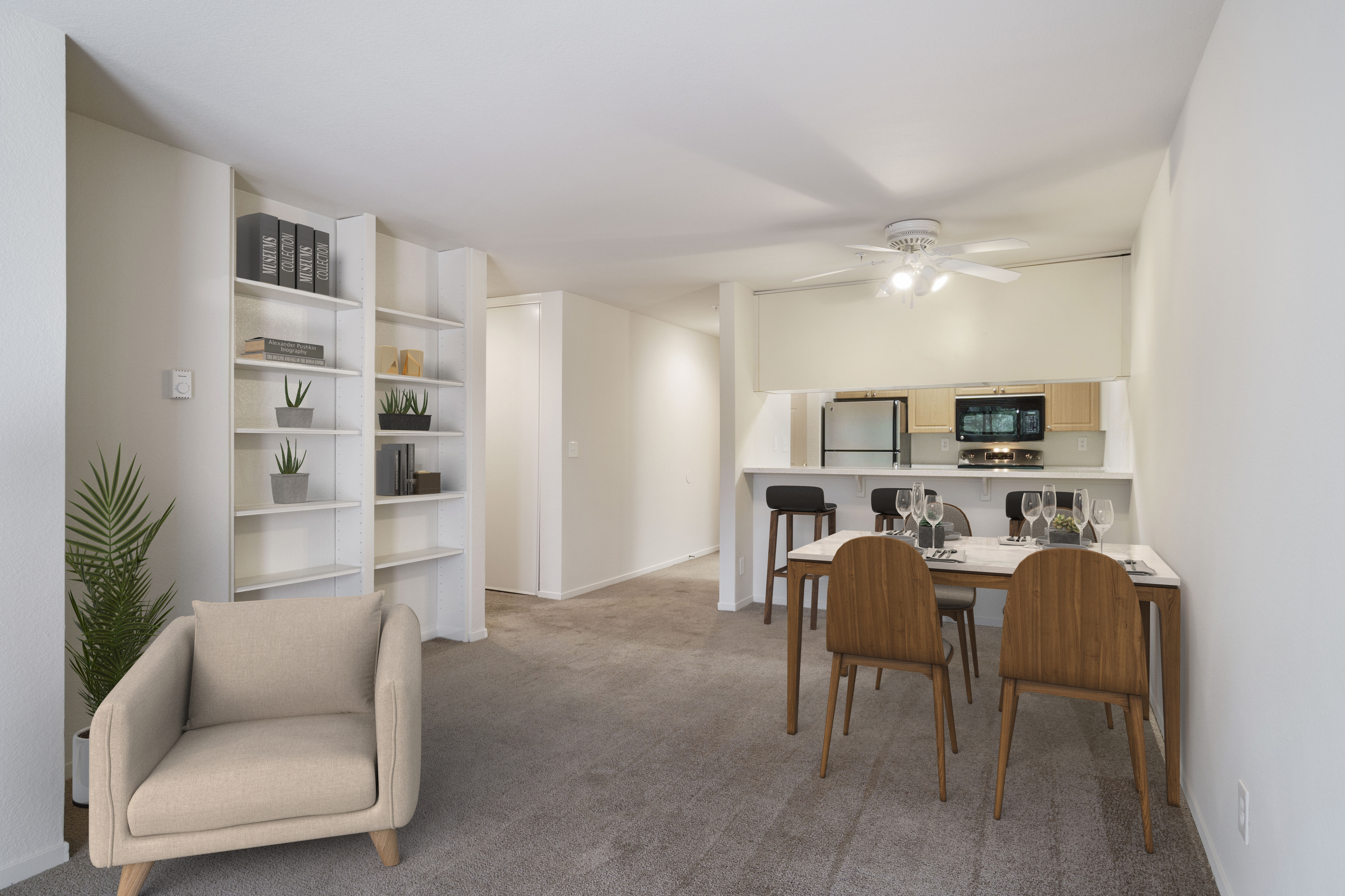 Woodside Apartments rental