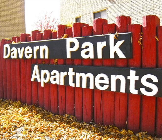 Live at Davern Park Apartments