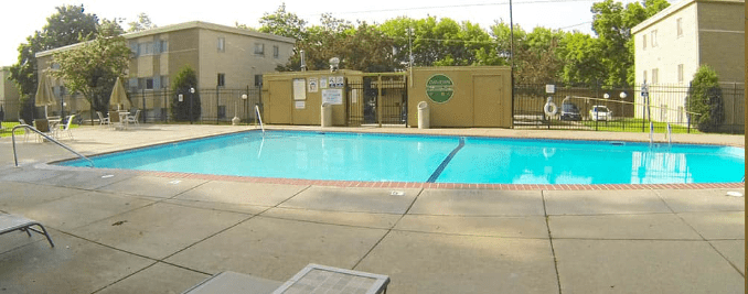 Davern Park Apartments for rent