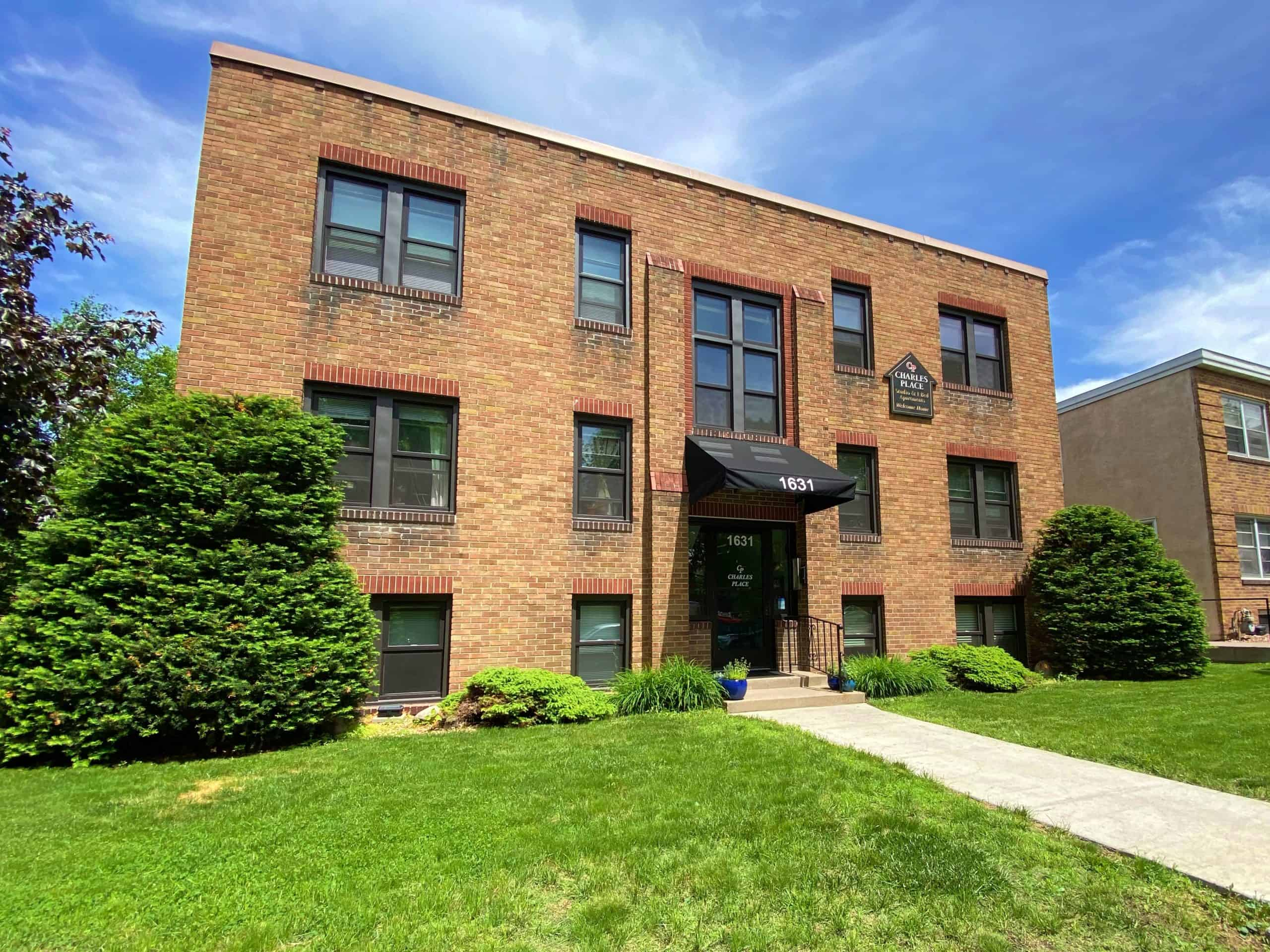 Charles Place Apartments rental