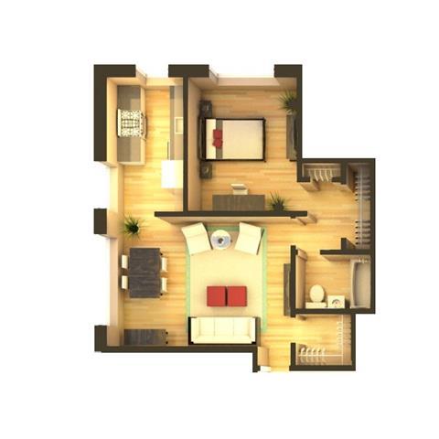 1 Bedroom 1 Bathroom Apartment for rent at 880 & 890 Dexter in Denver, CO