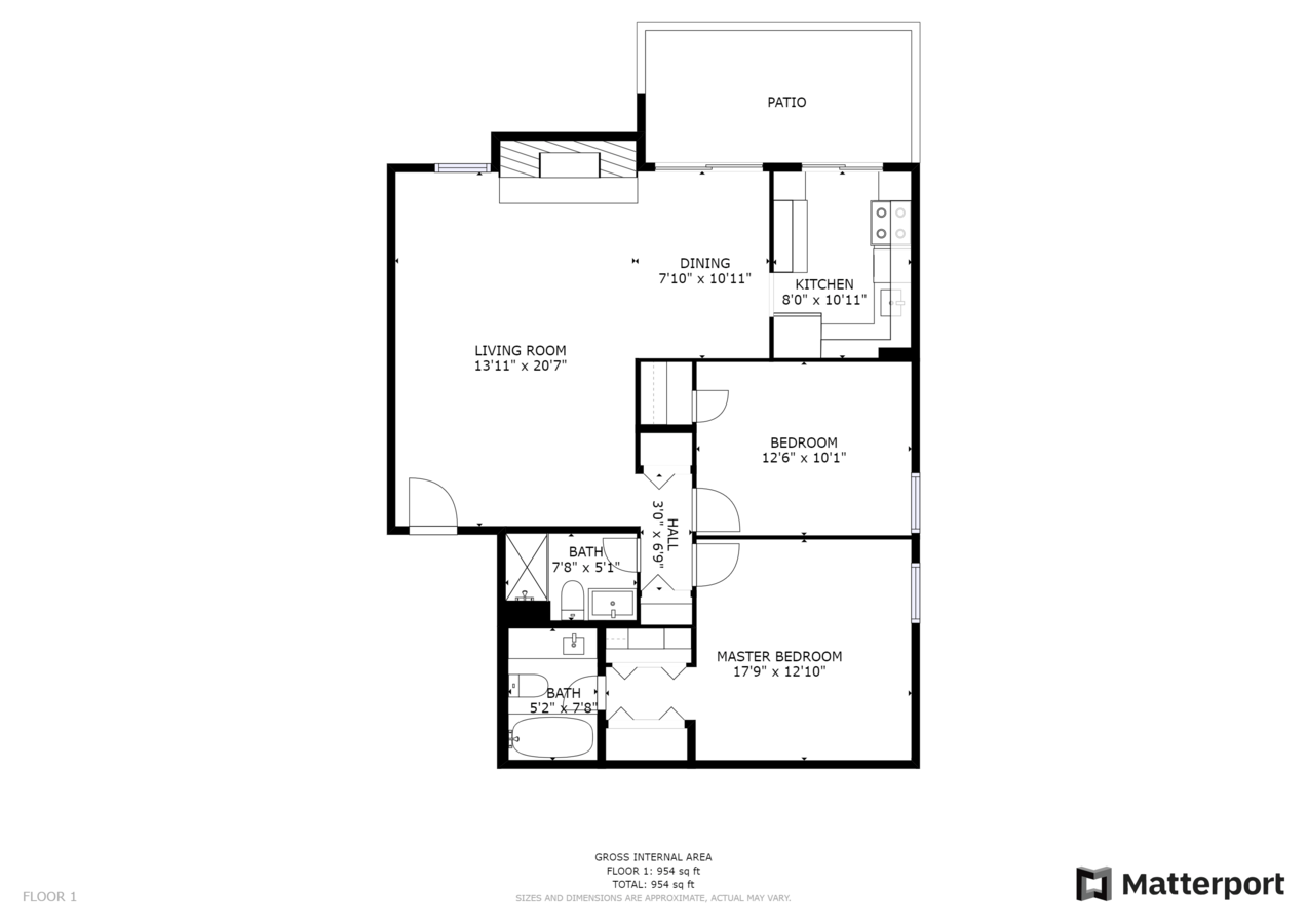 2 Bedrooms 2 Bathrooms Apartment for rent at 10 Emerson in Denver, CO