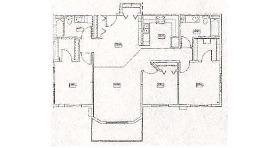 3 Bedrooms 1 Bathroom Apartment for rent at Cardinal Estates in Morris, MN