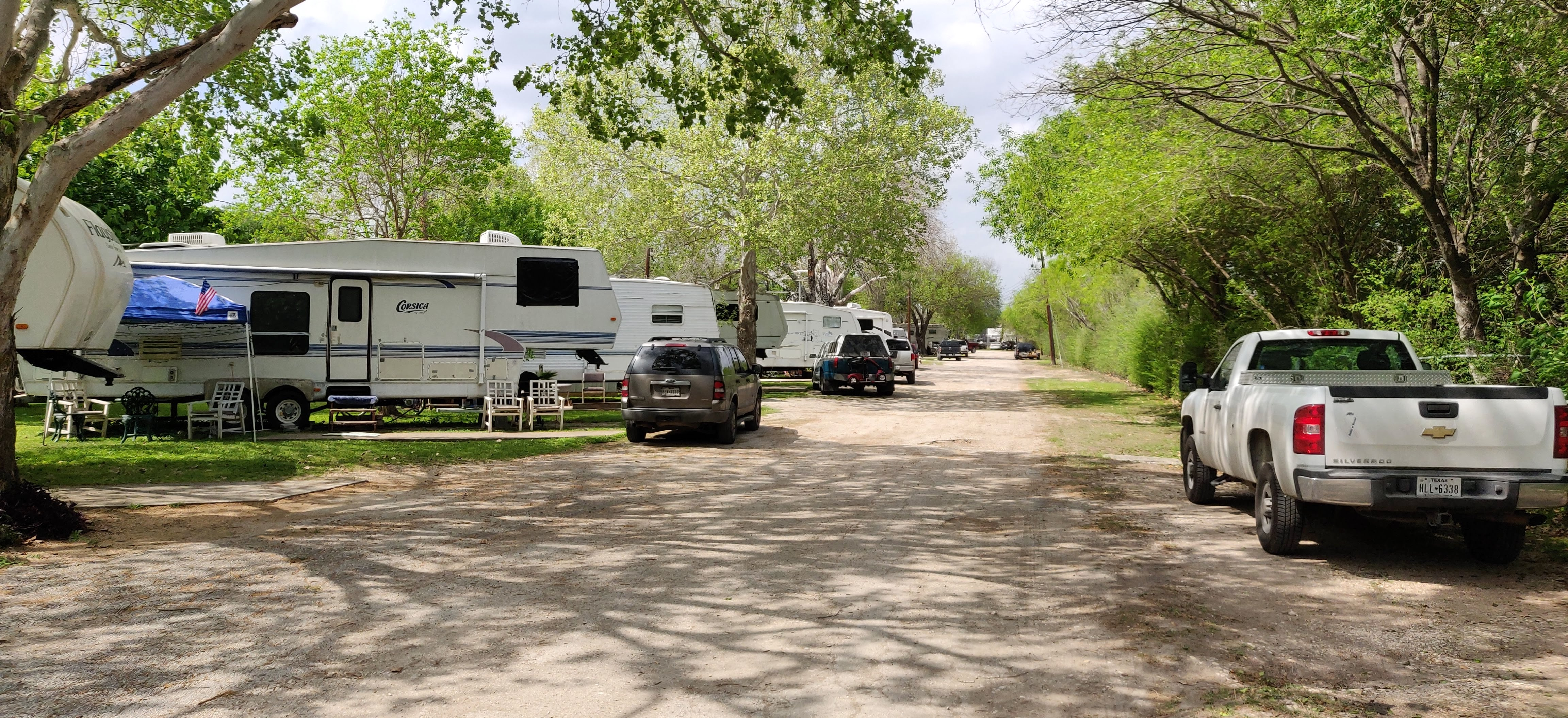 Lackland Mobile Home and RV Park - RV LOTS FOR RENT ONLY