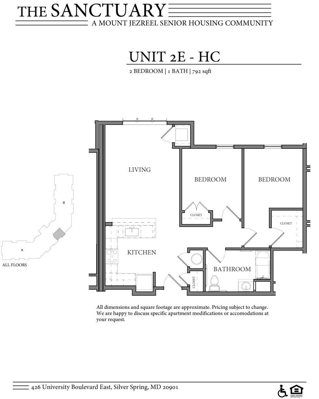The Sanctuary, a Mount Jezreel Senior Housing