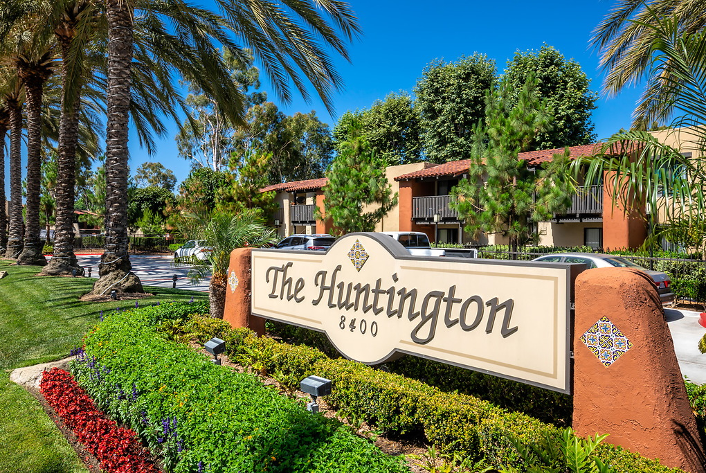 The Huntington for rent