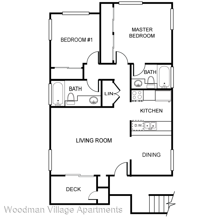 2 Bedrooms 2 Bathrooms Apartment for rent at 6935 Paradise Valley Rd in San Diego, CA