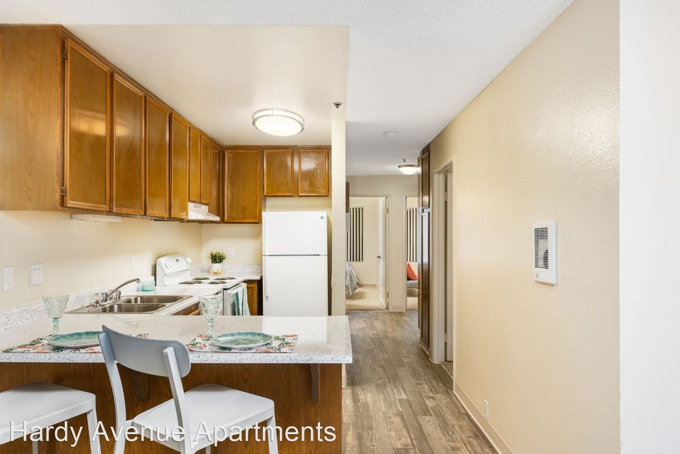 2 Bedrooms 2 Bathrooms Apartment for rent at 5584 Hardy Ave in San Diego, CA