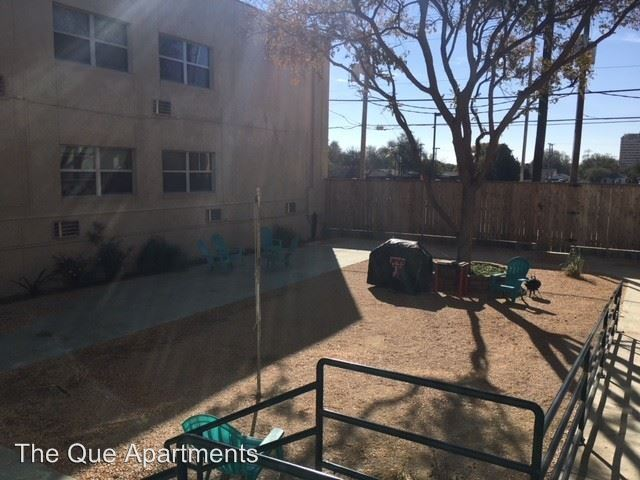 1 Bedroom 1 Bathroom Apartment for rent at 2101 Avenue St in Lubbock, TX