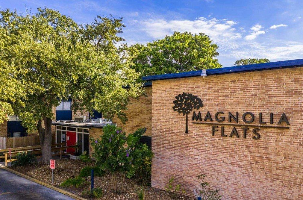 3 Bedrooms 2 Bathrooms Apartment for rent at Magnolia Flats Apartments in San Antonio, TX
