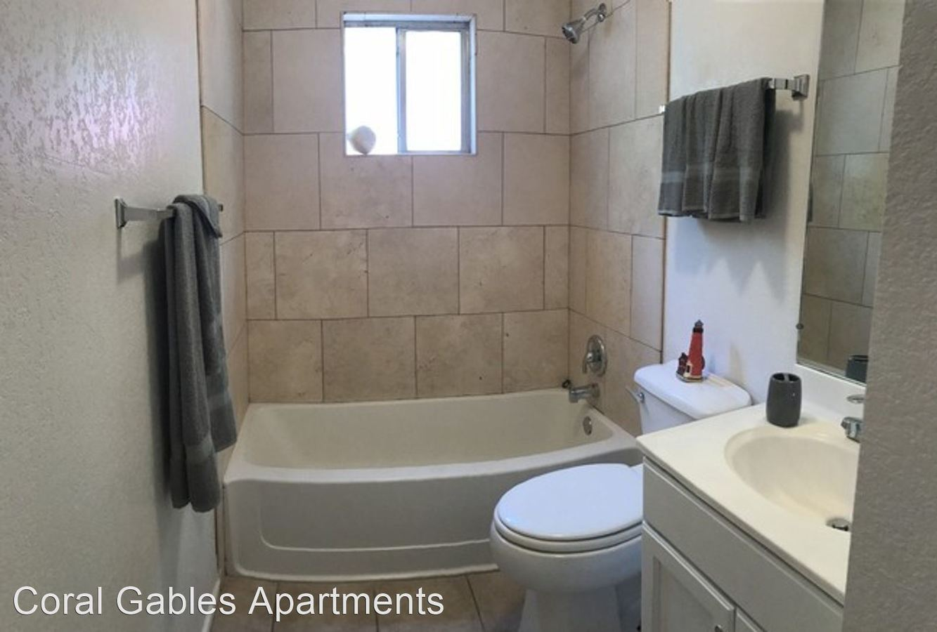 1 Bedroom 1 Bathroom Apartment for rent at Coral Gables Apartments in San Antonio, TX