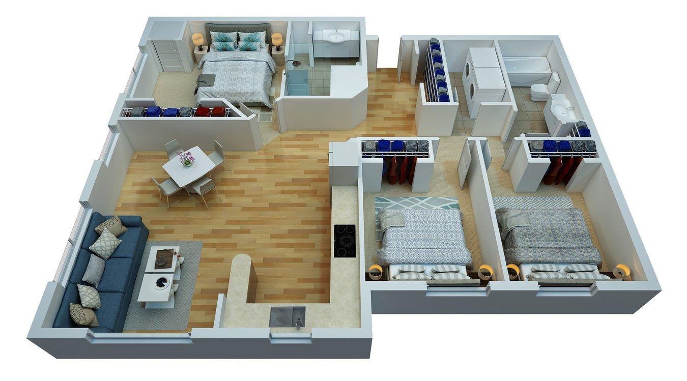 Thomas Avenue Flats Apartments St Paul Mn