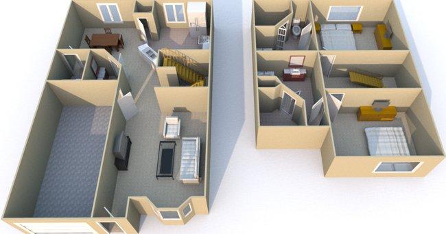 2 Bedrooms 2 Bathrooms Apartment for rent at Retreat at Mesa Hills in El Paso, TX
