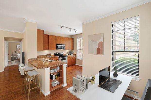 Camden Whispering Oaks Apartments Houston Tx