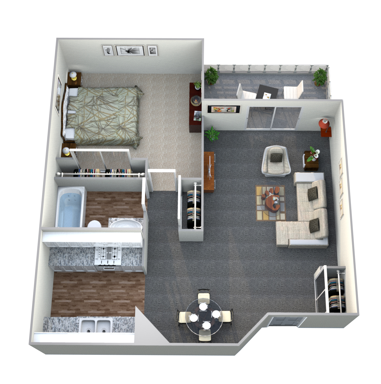 Casa Pacifica Senior Apartment Homes