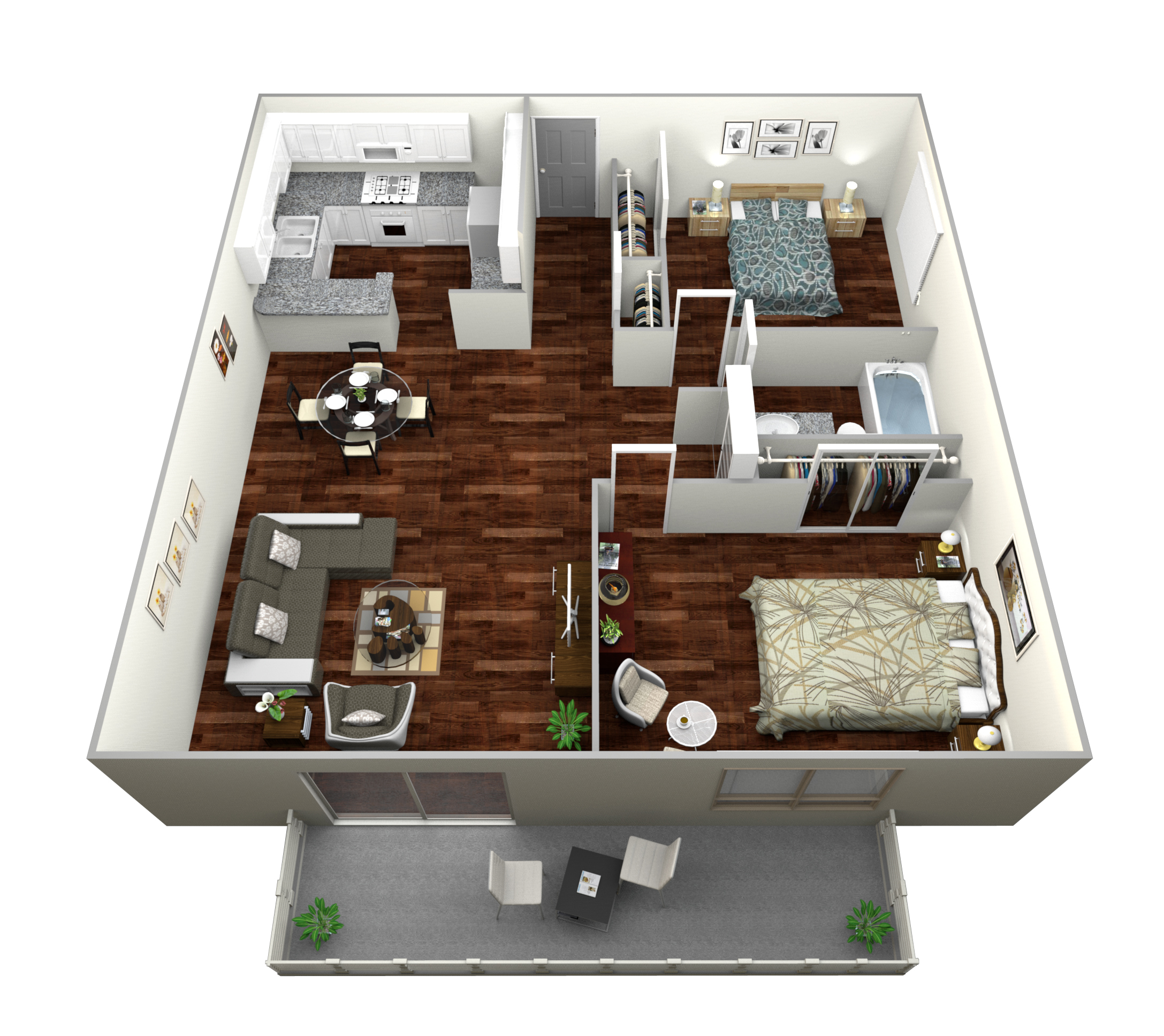 Springtree Apartments