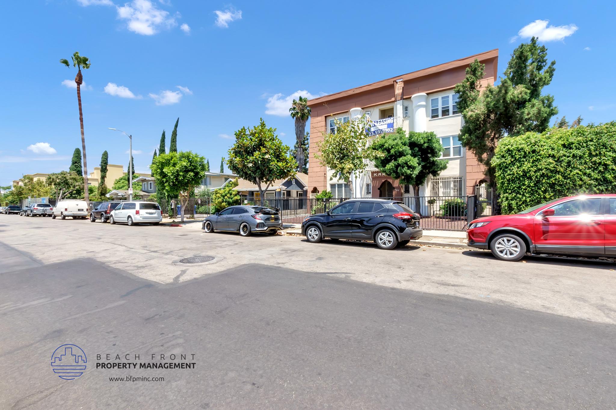 5617 La Mirada Apts. for rent