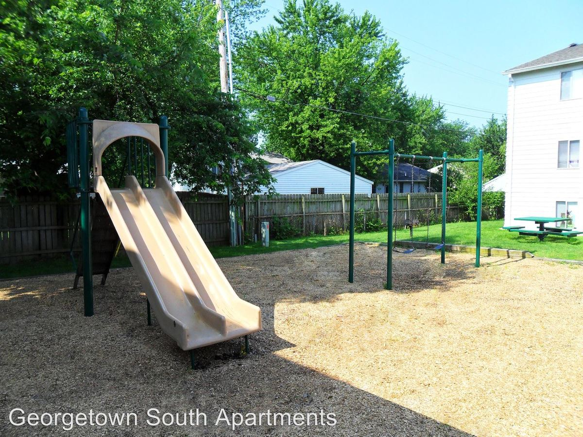 1 Bedroom 1 Bathroom Apartment for rent at Georgetown South Apartments in Lafayette, IN
