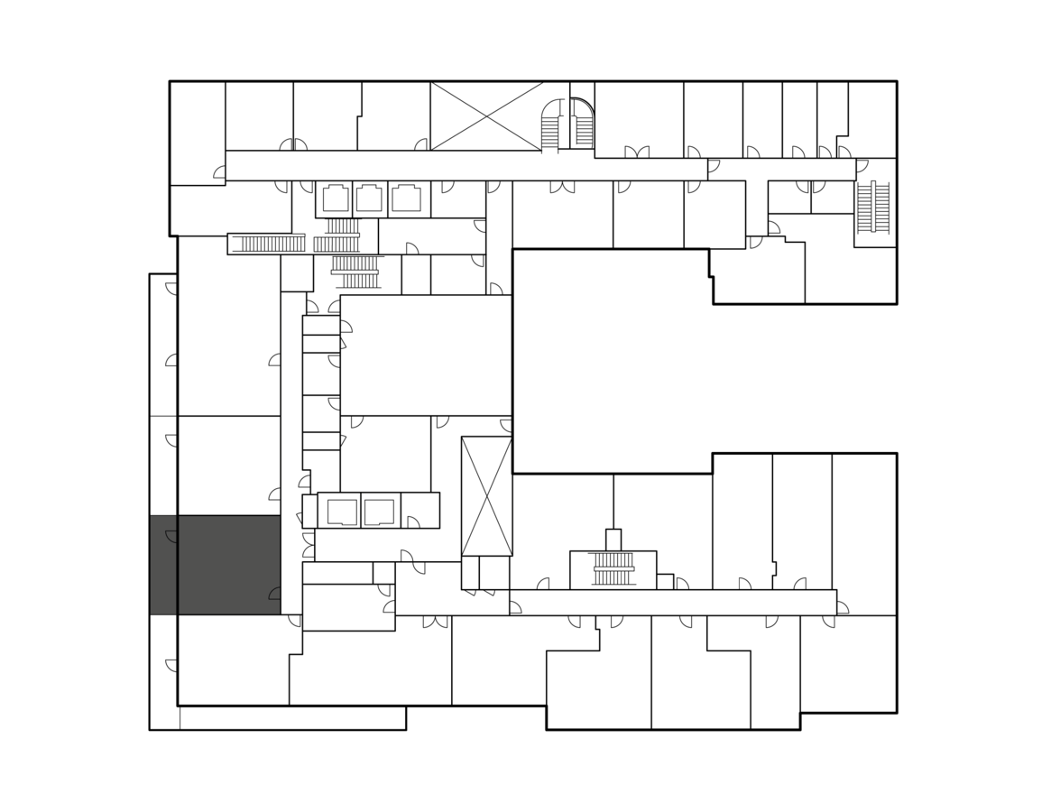 Studio 1 Bathroom Apartment for rent at The Hamilton in Philadelphia, PA