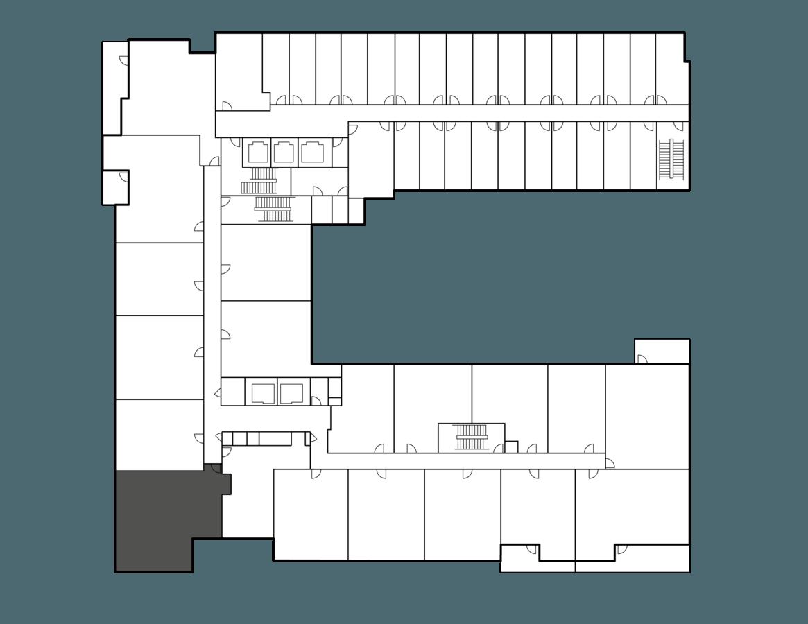 1 Bedroom 1 Bathroom Apartment for rent at The Hamilton in Philadelphia, PA