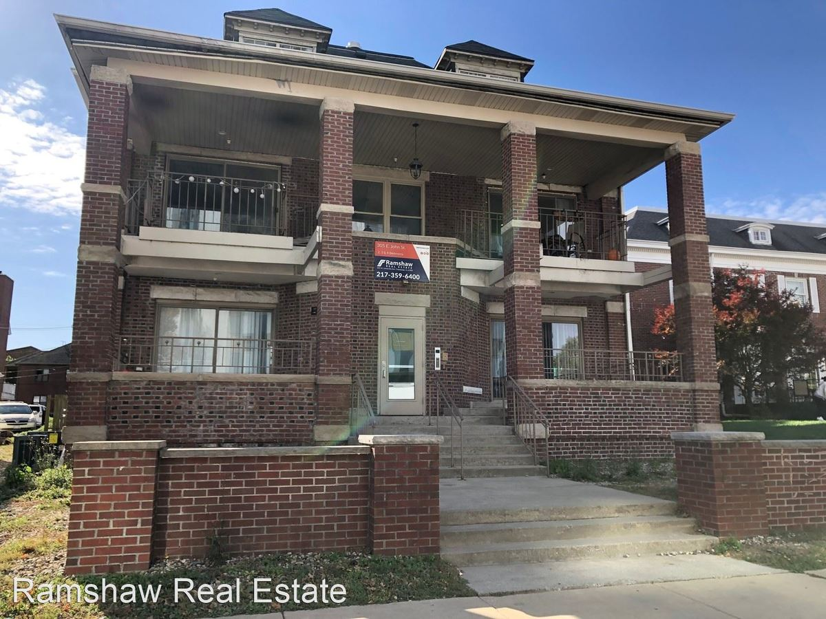 1 Bedroom 1 Bathroom Apartment for rent at 305 E John St in Champaign, IL
