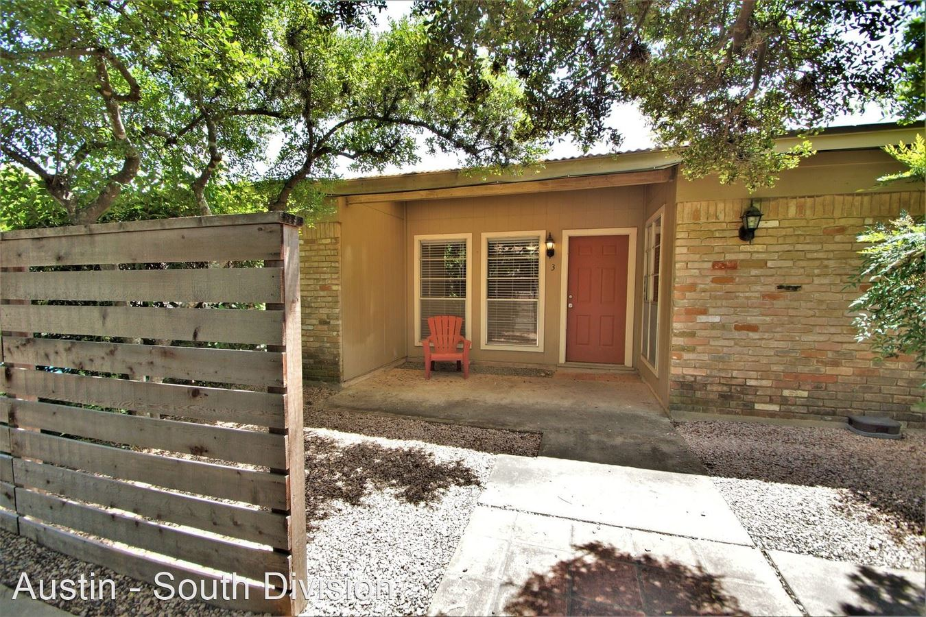 2 Bedrooms 1 Bathroom Apartment for rent at 3414 3436 Willowrun Dr in Austin, TX