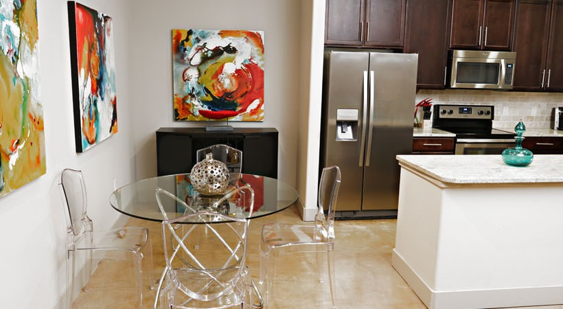 Ashton West Dallas rental
