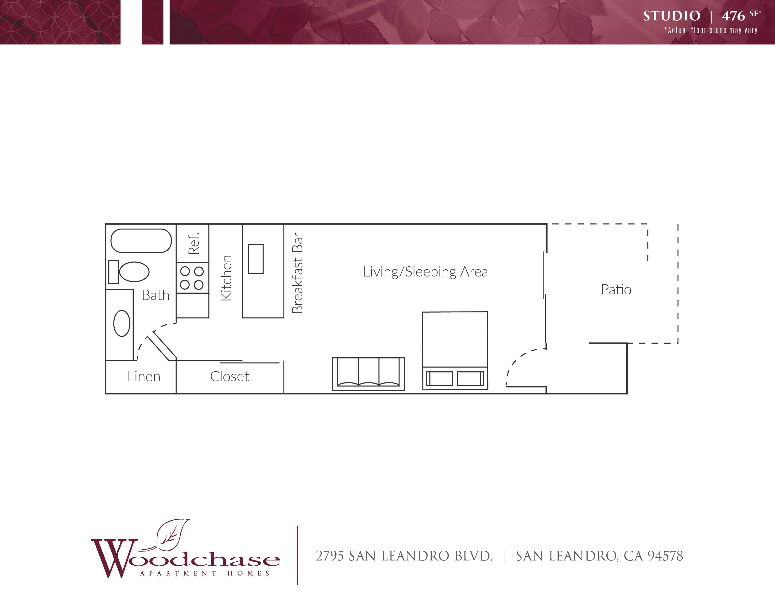 Woodchase Apartment Homes photo