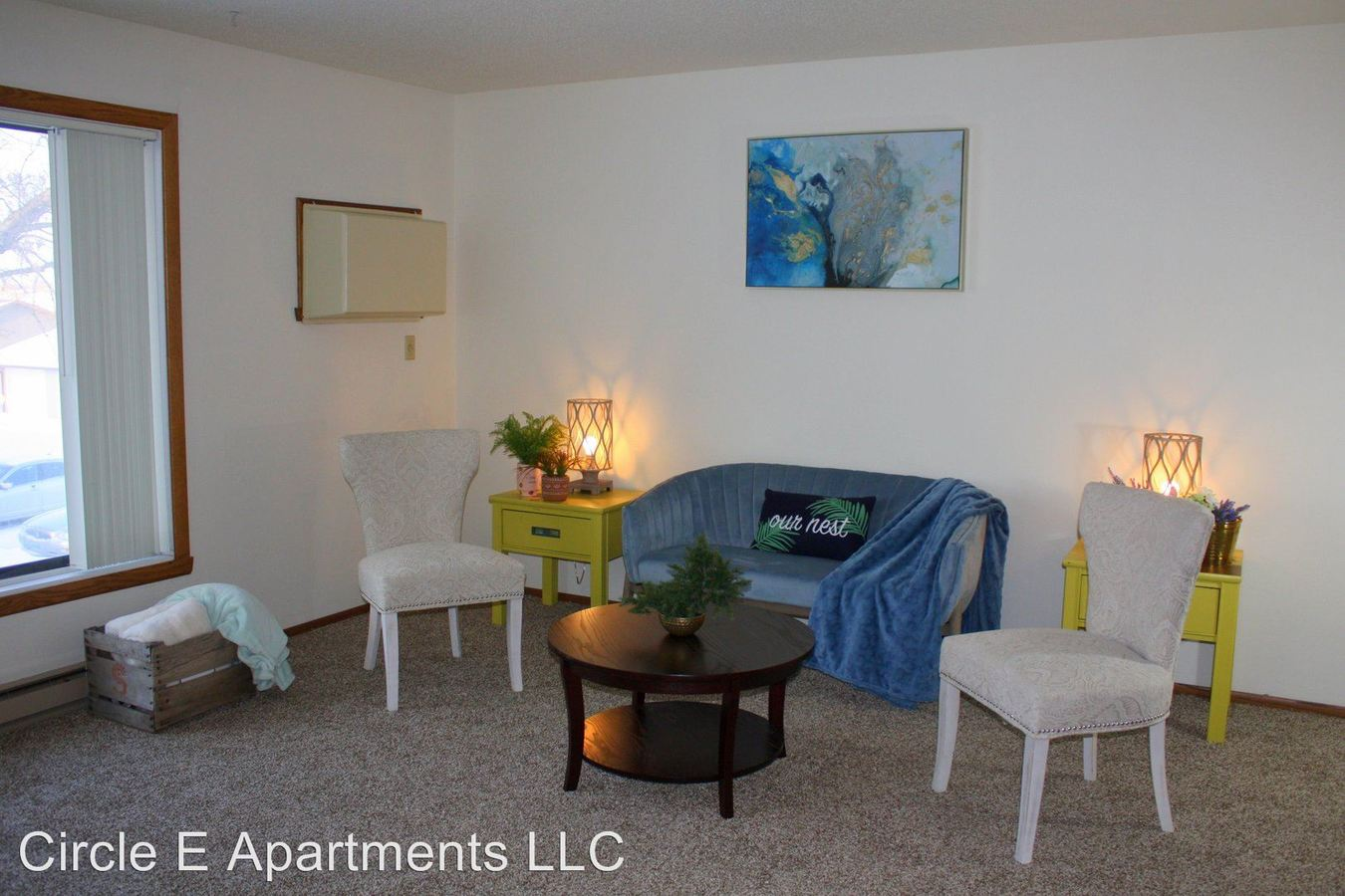 2 Bedrooms 1 Bathroom Apartment for rent at Circle E in Fargo, ND