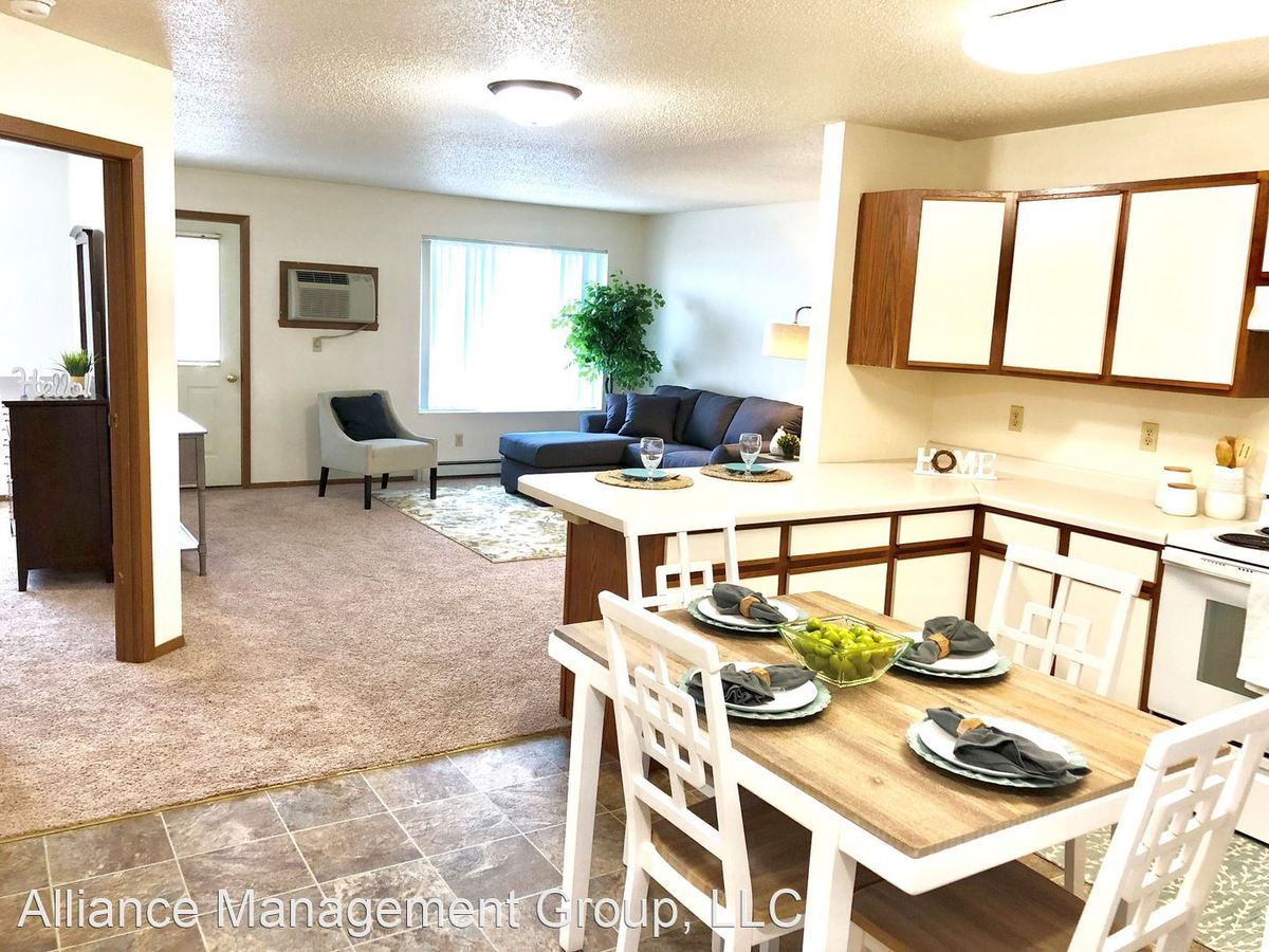 2 Bedrooms 2 Bathrooms Apartment for rent at Archway in Fargo, ND
