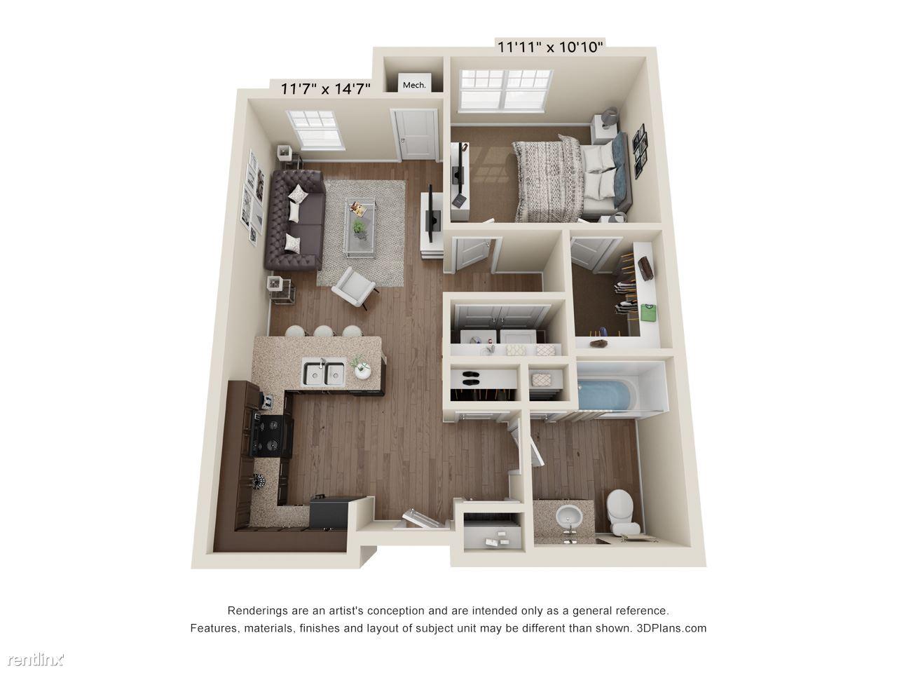 RiverWorks Lofts for rent